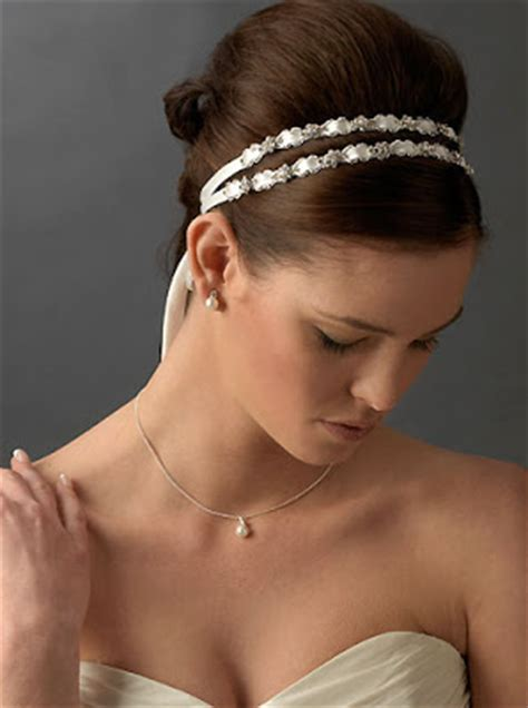 Wedding Hairstyles With Ribbon by Wedding Hairstyles With A Ribbon Pozzessere