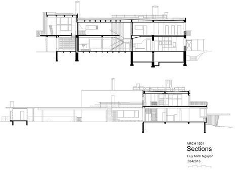 html section huy minh nguyen arch1201 arch1202 project1 villa