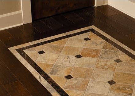 Floor Tiles Design by Custom Floor Tile Patern Design Home Interiors