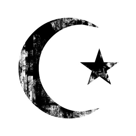 muslim crescent tattoo free moon and star download free clip art free clip art