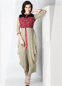 Printed chiffon decent gown fancy party wears dress ideas for girls
