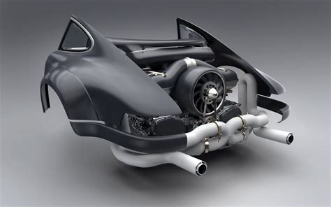 porsche singer engine singer creates 500hp porsche engine with the help