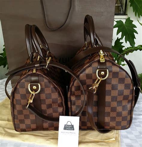 Lv Bando Louis Vuitton Damier bagz hauz fashion wishlist fulfilled