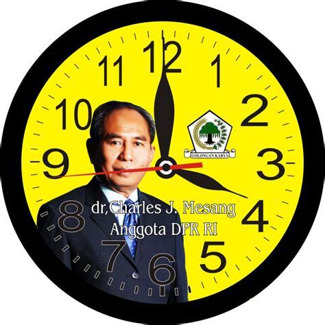 Jam Dinding Jam Promosi Event Jam Polos Bisa Logo jam dinding merek