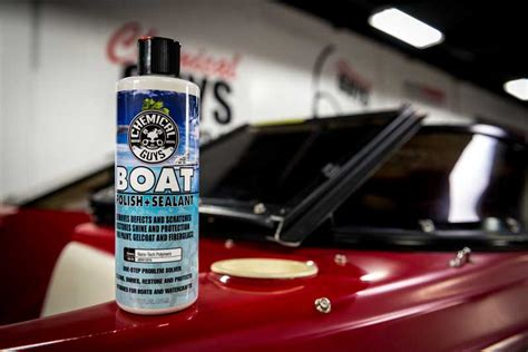 best boat wax sealant marine boat polish sealant 470 ml