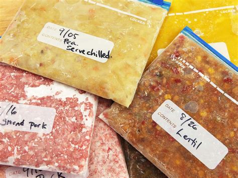 Freezer Frozen Food the better faster way to freeze and defrost your foods
