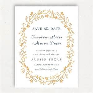 Invito printable save the date template 2415005 weddbook