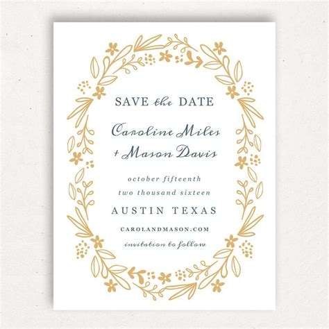 save the date templates invito printable save the date template 2415005 weddbook