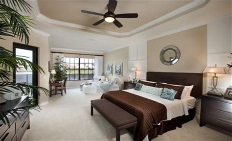 sitting area in master bedroom laurel new home plan in treviso bay classic homes