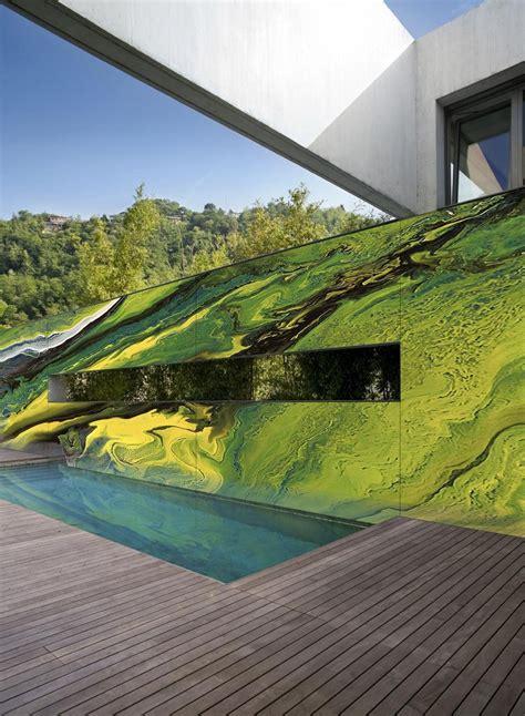 ideen für wandgestaltung mit farbe wohnwand emozione grau wei 223
