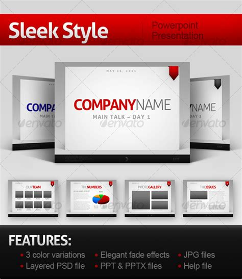 sleek powerpoint templates sleek powerpoint templates 30 most beautiful powerpoint