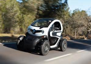 Electric Renault Twizy 163 6 690 Two Seater Electric Renault Twizy Hits Showrooms