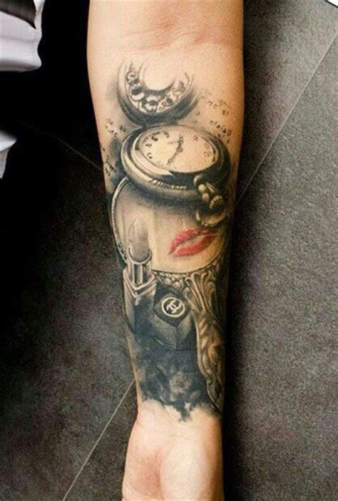 bad ass couple tattoos 17 best images about compass clock map ideas on