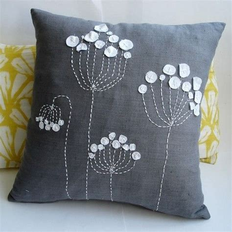 Handmade Pillow - 25 best ideas about handmade pillows on plant