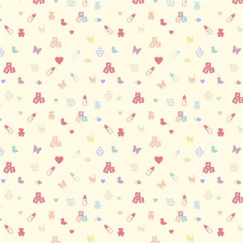 pattern cute photoshop cute baby pattern photoshop vectors brushlovers com