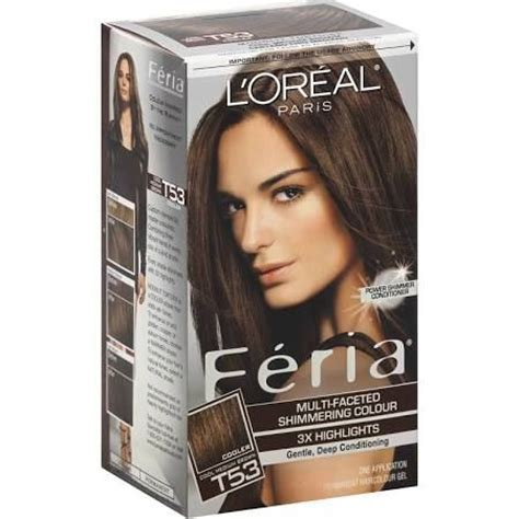feria brown haircolor search haircolor