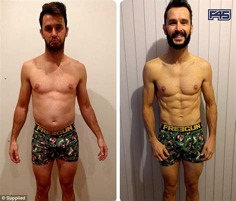 six 8 week challenge transformations after eight week f45 challenge