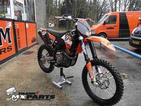 2008 Ktm Sxf 450 2008 Ktm 450 Sx F Frank Mxparts