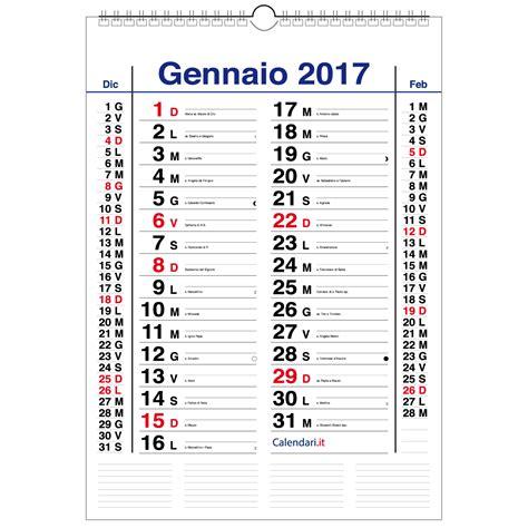 Calendario 2017 A Calendari It Calendario 2017 Calendari 2017