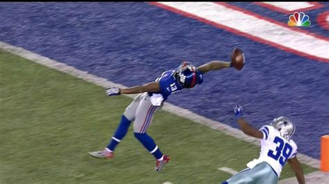 the science of odell beckham jrs incredible onehanded td catch 2014 odell beckham jr s 1 handed catch photoshops sbnation com