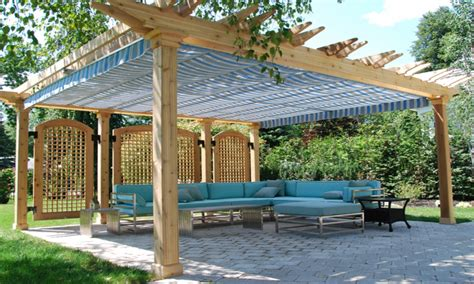Waterproof Patio Covers by Build A Patio Awning Pergola Covers Waterproof