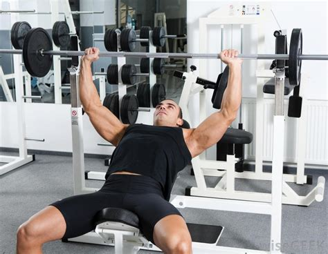 training bench press in weight lifting what is an incline bench press