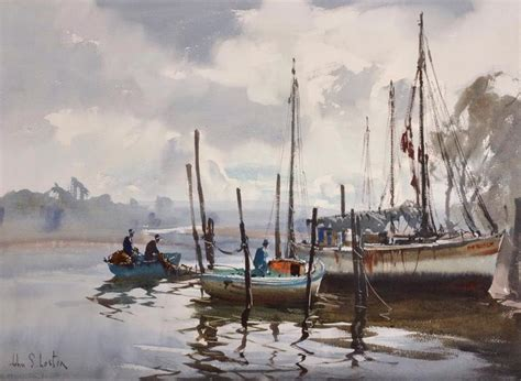 fishing boat auction melbourne works on paper john samuel loxton page 6 australian