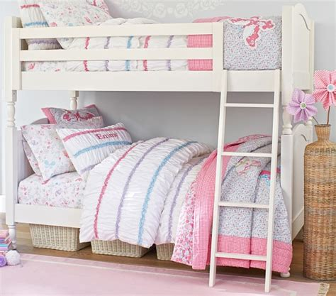 pottery barn kids bed catalina twin over twin bunk bed pottery barn kids