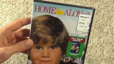 home alone 3 dvd unboxing and review from walmart 3 74