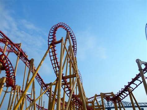 theme park quebec la mejor picture of la ronde amusement park montreal