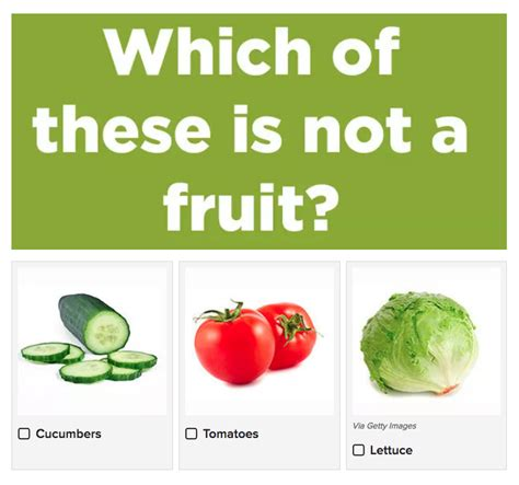 fruit quiz buzzfeed 17 quizzes that may prove you re a food expert