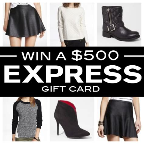 express giveaway 500 gift card closed color by k - Express Giveaway