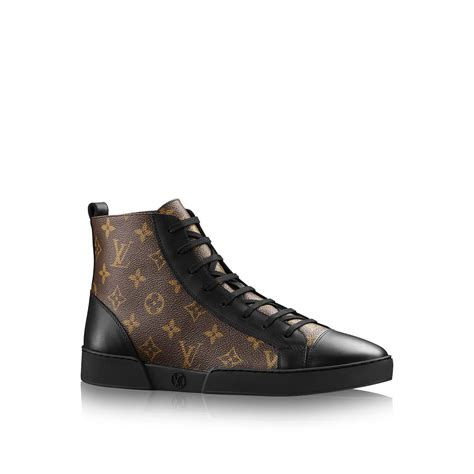 louis vuitton sneakers mens match up sneaker boot shoes louis vuitton