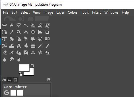 convert   file   image  gimp freedom