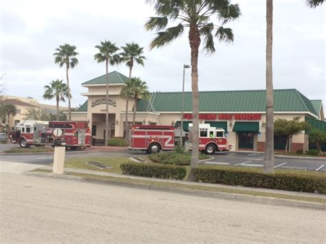 ale house fort myers electrical fire closes down fort myers ale house friday wink news