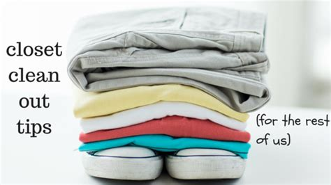 the great closet clean out tips for your move closet clean out tips for the rest of us splendry