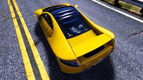 Gta 3 Auto Tuning by Gta 5 Gta Spano Tuning Auto Spoiler Mod Gtainside