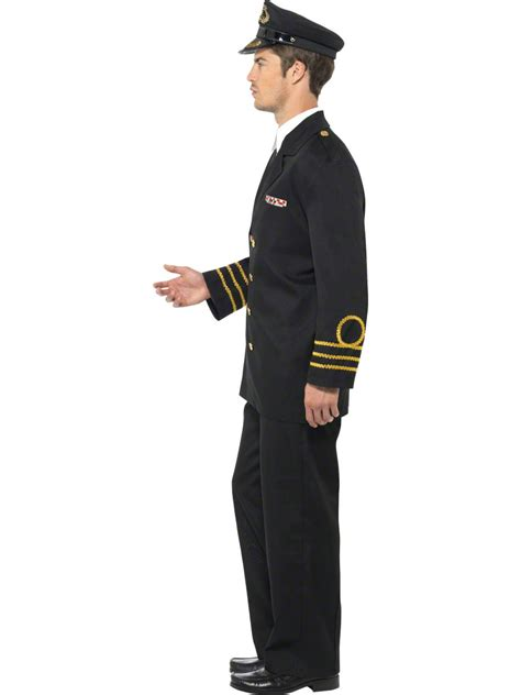 navy officer costume 38818 fancy dress