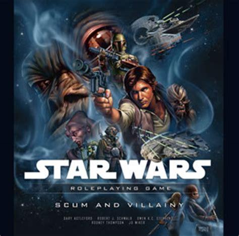 saga of the sw thing book 3 wotc wars saga edition rpg scum villainy back