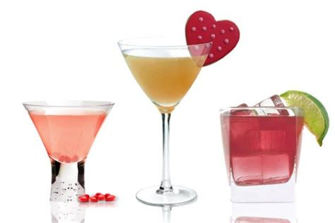 valentines day drinks valentines day cocktail recipes drink up