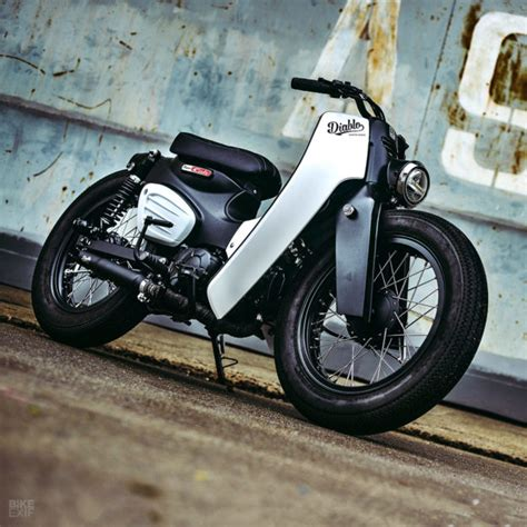 Pcx 2018 Built Up by Honda Launches The 2018 Cub With A K Speed Custom