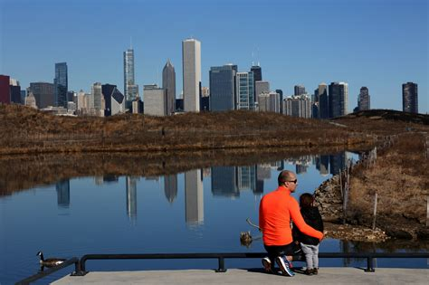 Records Chicago Chicago Records No Snow In January And February For The Time In 146 Years