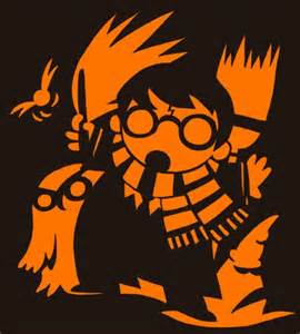 harry potter pumpkin carving templates epbot pumpkin