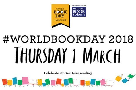 when is day when is world book day 2018 cambridge news