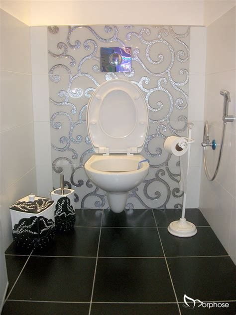 Toilet And Bath Bathrooms And Toilet Rooms Contemporary Bathroom Tel