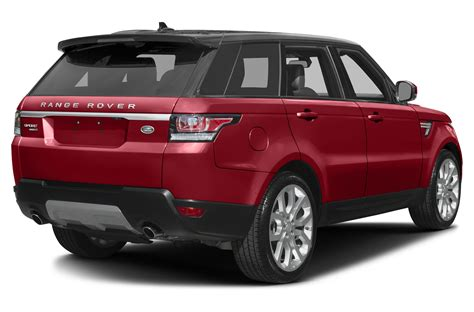 car range rover 2016 2016 land rover range rover sport price photos reviews