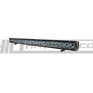 30 Inch Led Light Bar Totron 30 Quot Single Row Led Light Bar Spot Flood 90 Watt