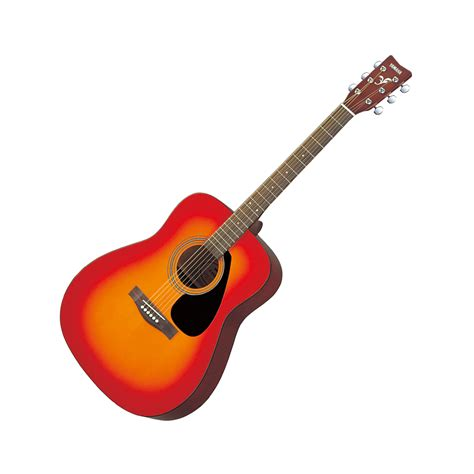guitar colors yamaha f310 dreadnought acoustic guitar 2 colors