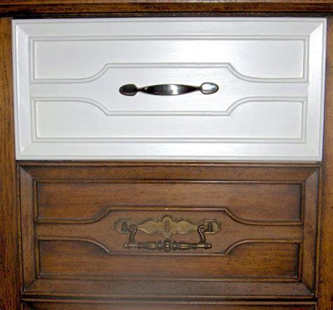 How To Paint A Finished Dresser by How To Paint Finished Wood Furniture Furniture Design Ideas