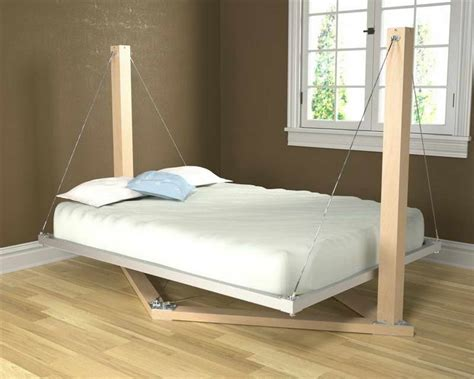 Bloombety Cool Bed Frames With Brown Wall Choosing Cool Cool Bed Frame